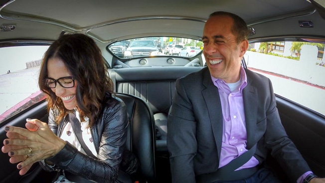 Comedians In Cars Drinking Coffee Sarah Silverman