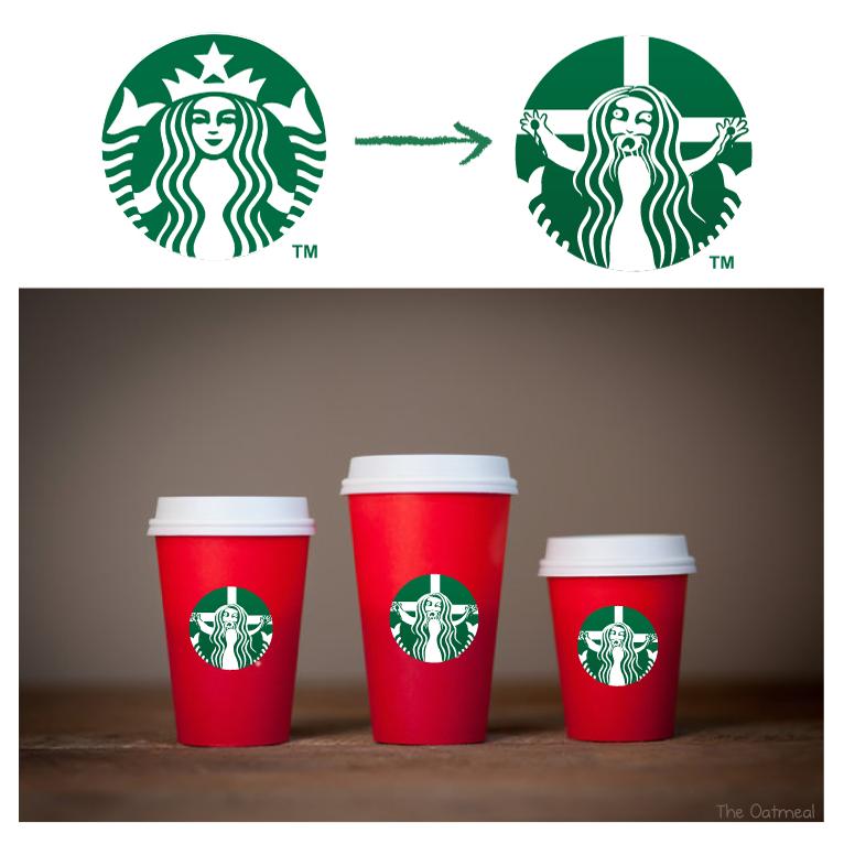 【案例】2015 年 10 个快消品牌圣诞案例合集,分享才是节日的真谛