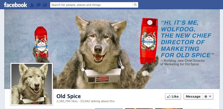 old spice case study youtube